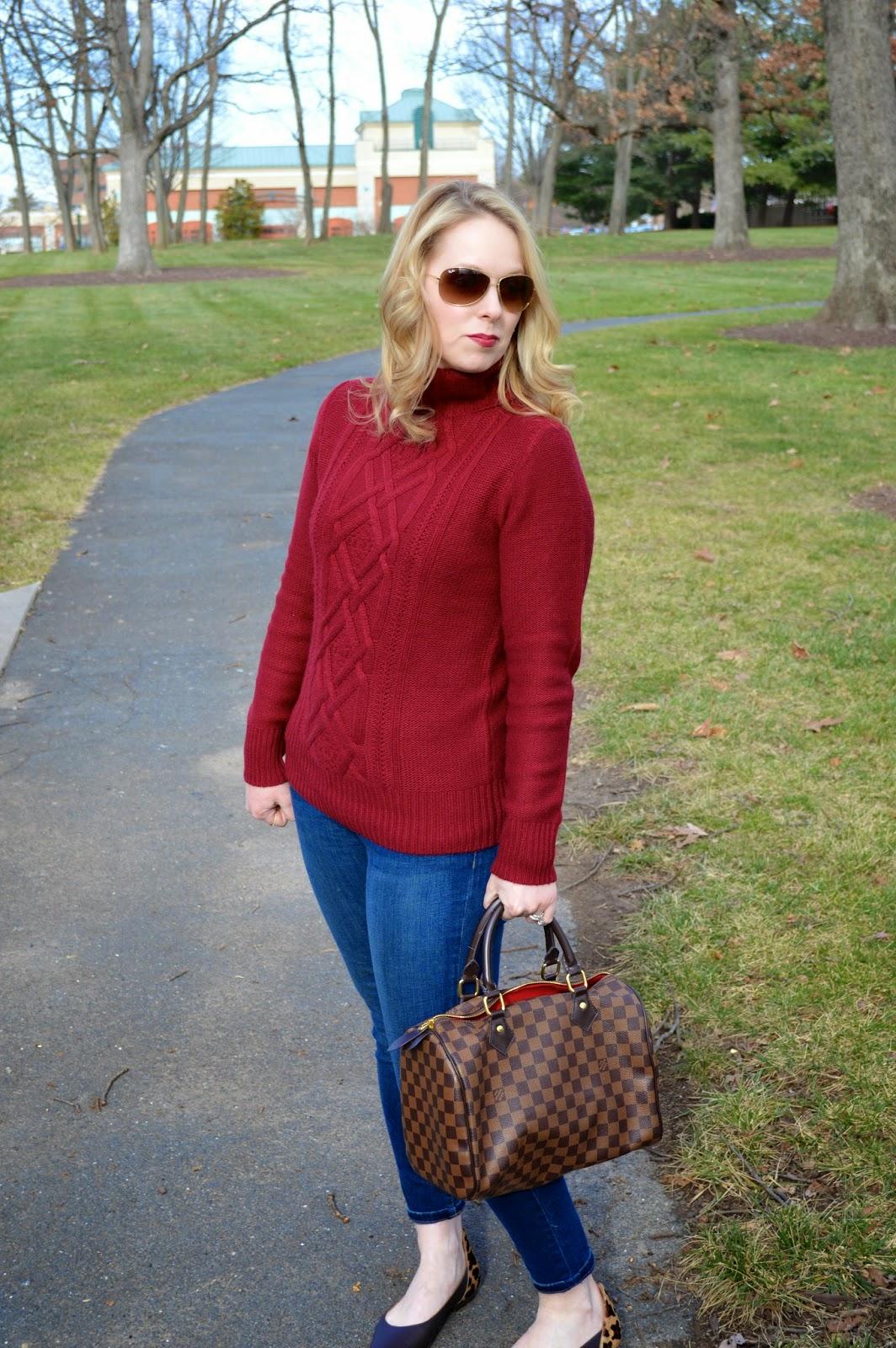 cranberry-J.Crew-sweater