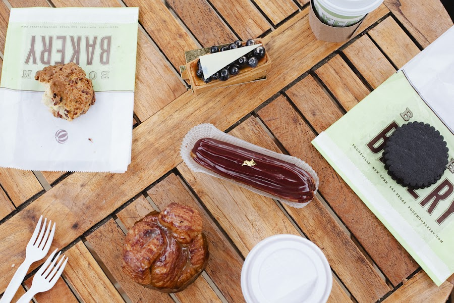 Bouchon Bakery / Jennifer Chong