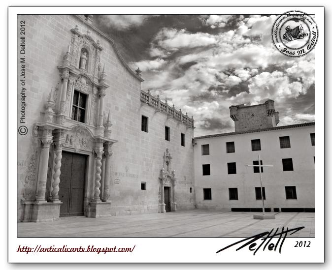 Ant c detalles de una ciudad monasterio de la santa faz for 11 marine terrace santa monica