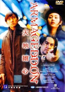 Thiên Địa Hùng Tâm - Armageddon (1997) Poster