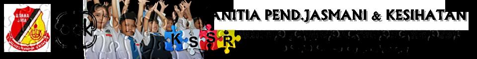 PANITIA Pendidikan Jasmani & Kesihatan                 SK SERI MAKMUR