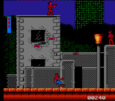 Spider-Man: Return of the Sinister Six (NES) Review