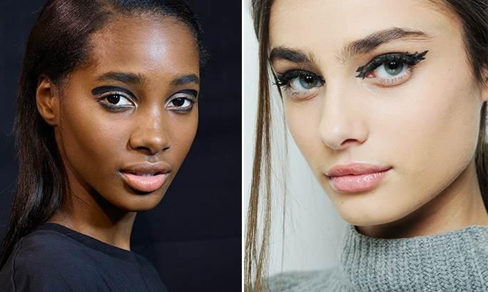 Tendências de Maquilhagem de Olhos para o Outono