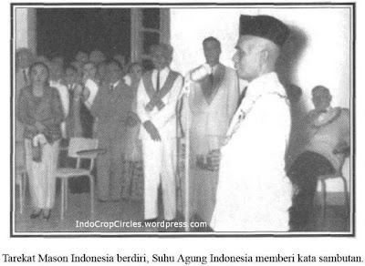 Menguak Jejak Iluminati dan Freemason di Indonesia