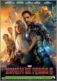 Homem de Ferro 3 Dublado Torrent (2013)