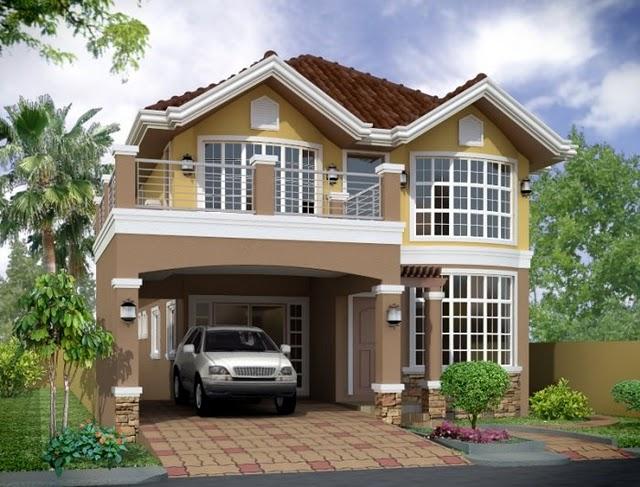 Arab 3D Home Front Elevation- - حلال الجبهة الداخلية ...