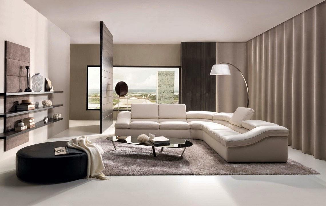 Arredare salone con parquet : arredare soggiorno con parquet scuro ...