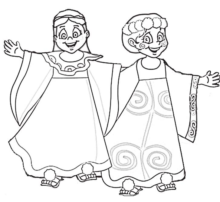 El rincon de la Maestra dibujos wayuu