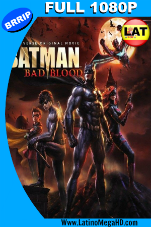 Batman: Mala Sangre (2016) Latino Full HD 1080P (2016)