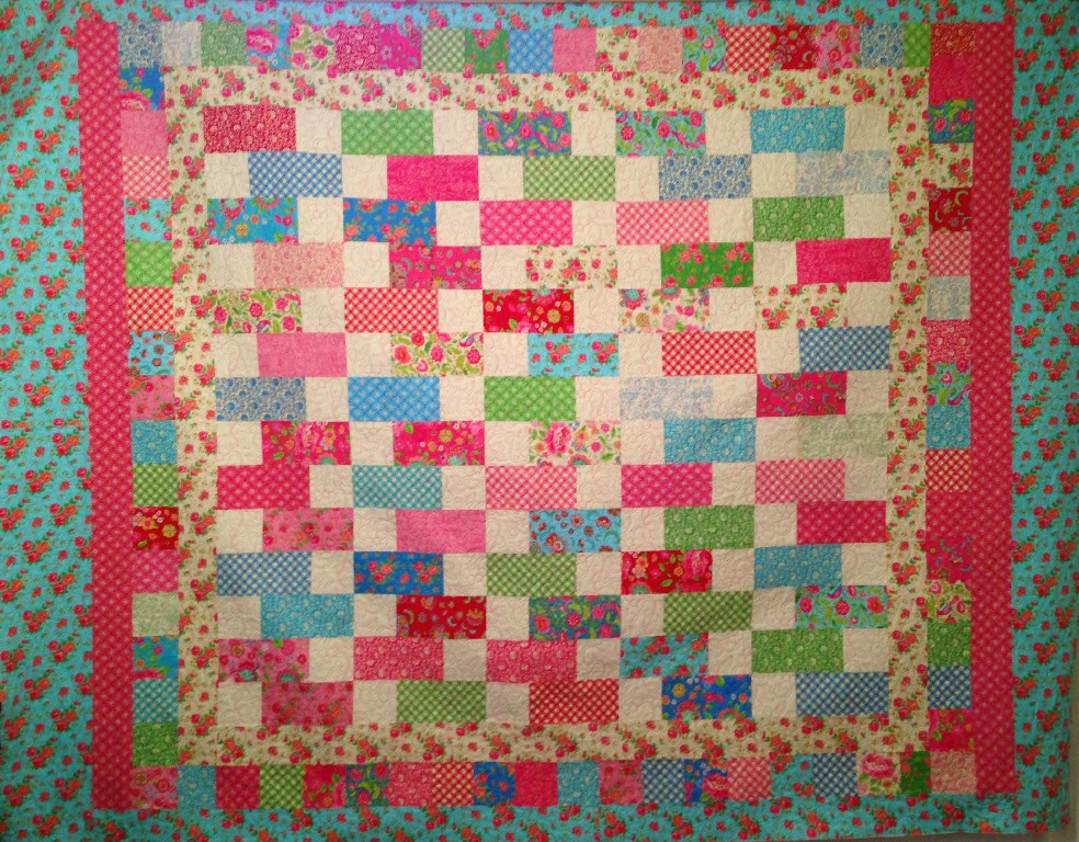 Michele Everts First Quilt