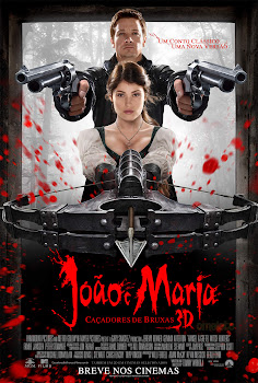 Joo e Maria: Caadores de Bruxas (Dublado) DVDRip RMVB
