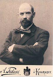 Альфред Федецкий (1857-1902) много экспериментировал в сфере цветной и рельефной фотографии, снял первые в Российской империи хроникальные фильмы, неоднократно удостаивался престижных наград не международных фотовыставках.
