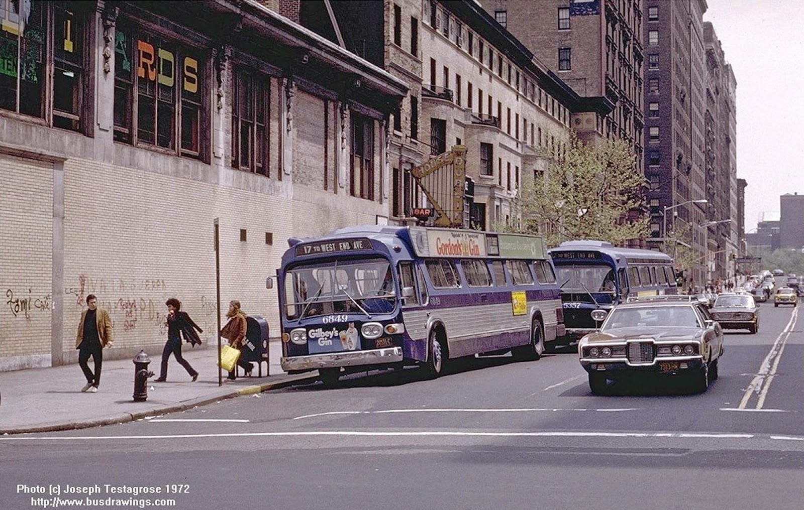 50 Amazing Color Photographs Capture Street Scenes Of New York City In The 1970s Vintage Everyday