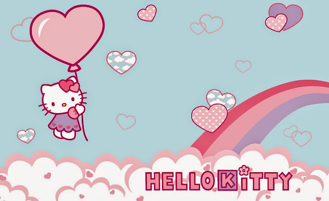 13452-Sweet Hello Kitty HD Wallpaperz