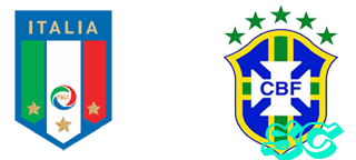 Prediksi Pertandingan Italia vs Brazil 23 Juni 2013
