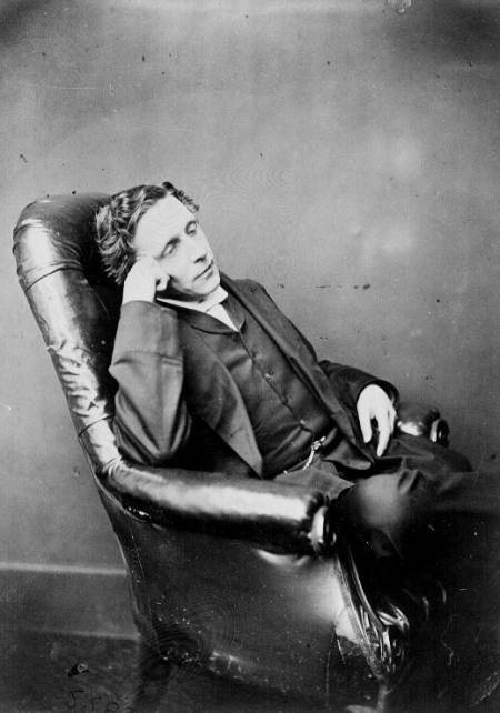 a biography of charles lutwidge dodgson or lewis caroll Media in category photographs of children by lewis carroll  lewis - grace denman  (the reverend charles lutwidge dodgson) .