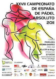 Campeonato de España de Padel 2011