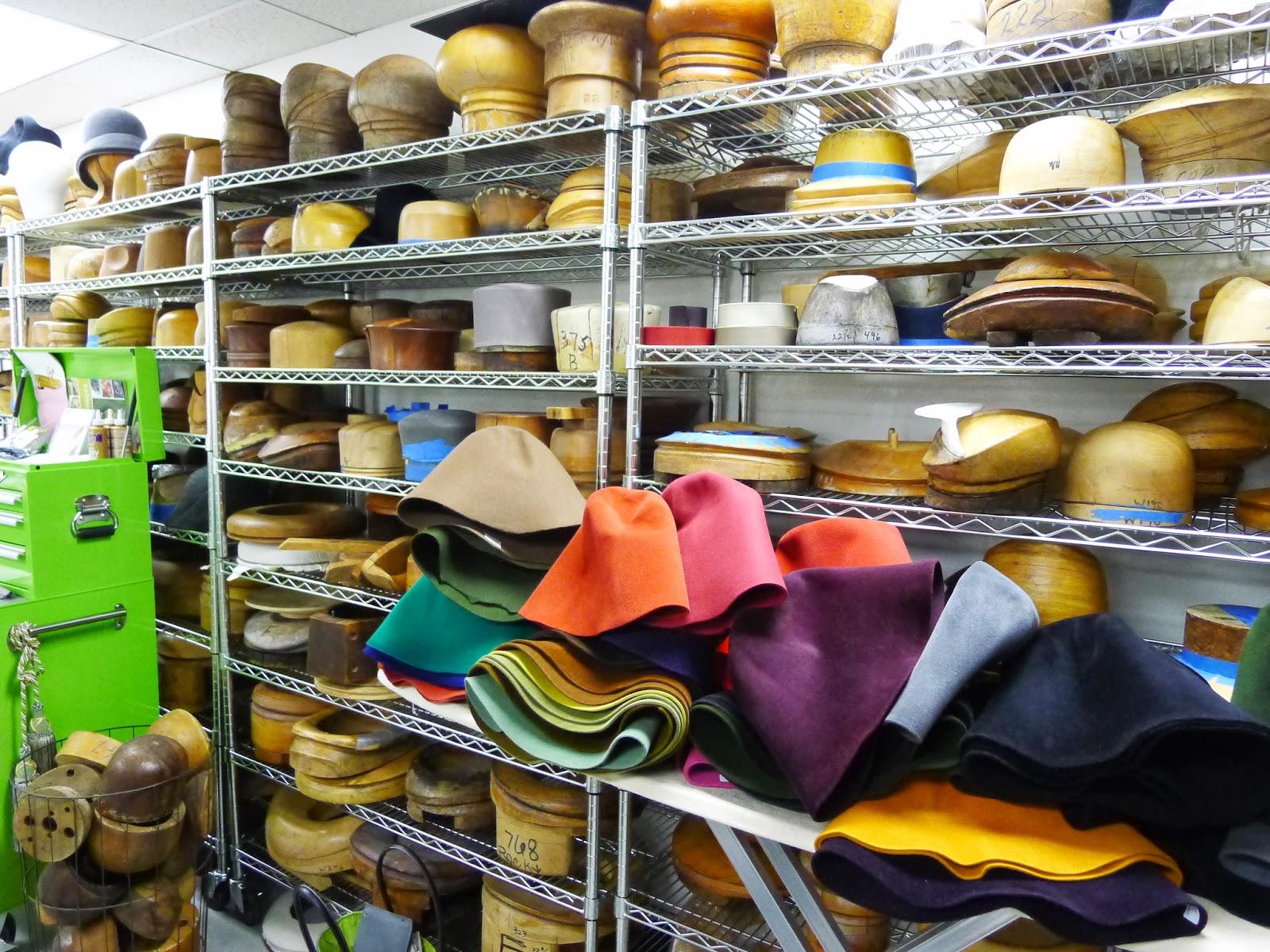 9251a1747b8 Upcoming June Hat Making Workshops at Wayne Wichern s California ...
