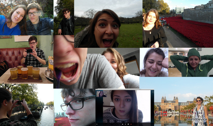 New Year's Resolution: Long Distance Friends