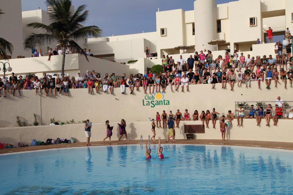 Canarias sincro el iii campus internacional canariasincro for Normativa piscinas canarias