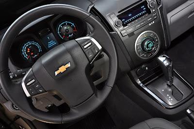 Fotos da nova Chevrolet S10 - 2012 3