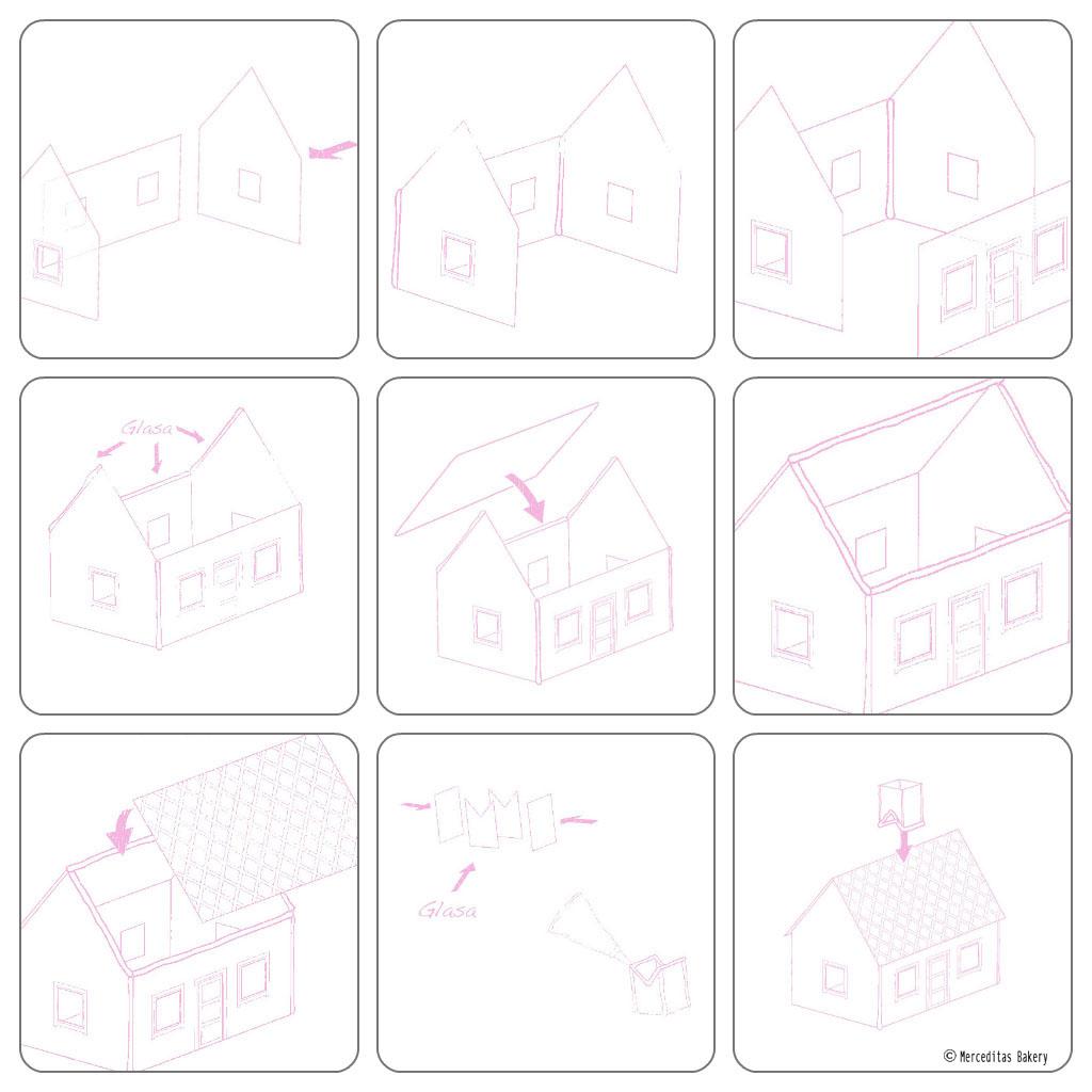 Lujoso Casa De Jengibre Para Colorear Imprimible Ornamento - Dibujos ...