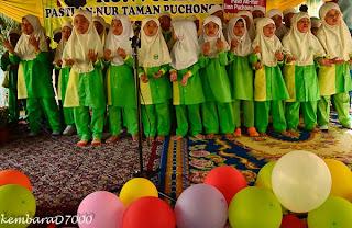 Majlis Konvo Pasti An-Nur Tmn Puchong Intan: Gambar 2