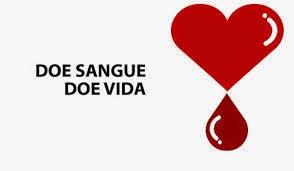 Doe Sangue, seja solidário.