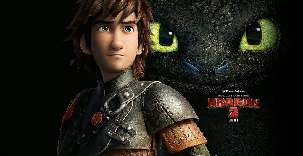 Como entrenar a tu Dragón 2 - wallpaper