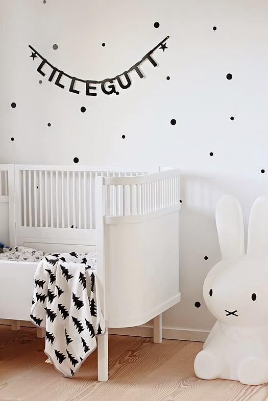 jut en juul lifestyle for kids: inspiratie voor de babykamer, Deco ideeën