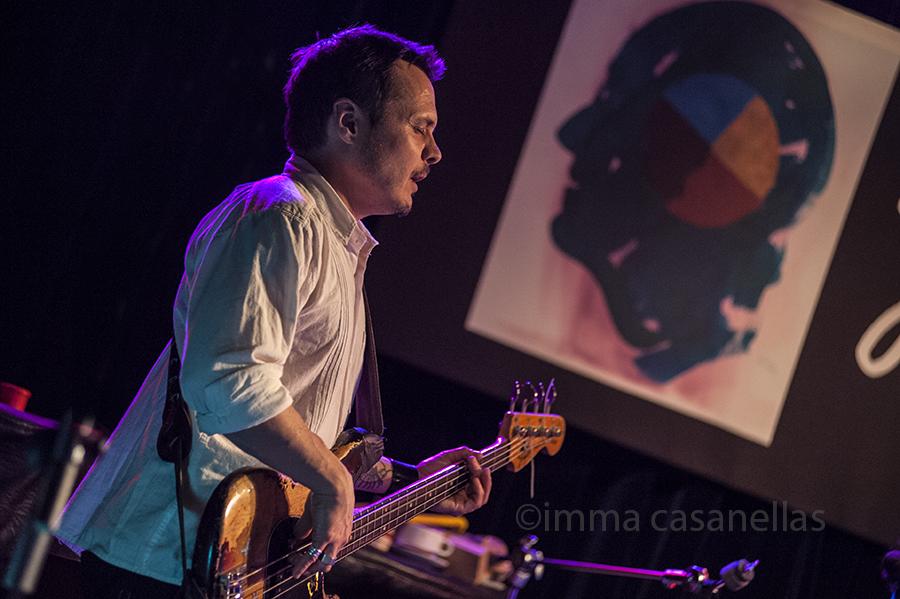Trevor Dunn, Nova Jazz Cava, Terrassa 19-3-2015