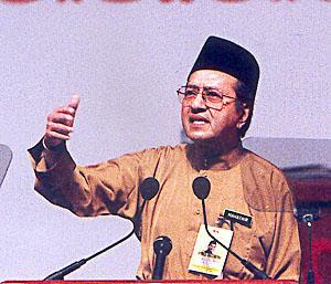 Tun Dr Mahathir Mohamad