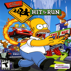 The simpsons hit and run pc download full version free game download