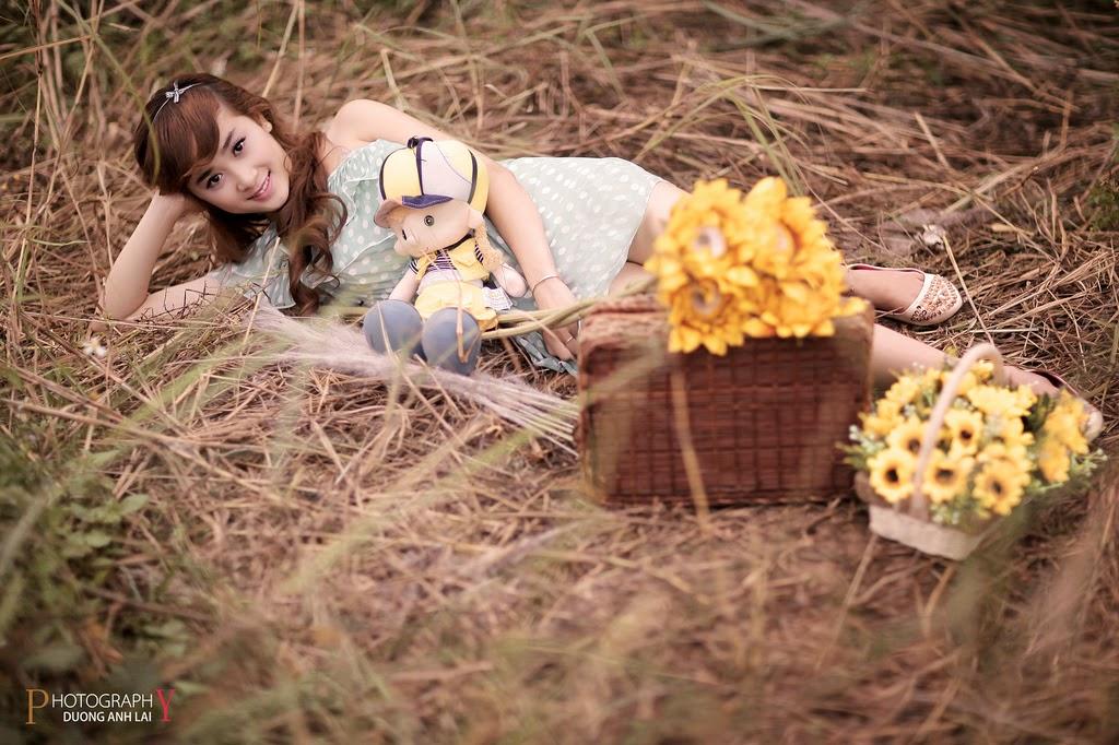 Ảnh đẹp girl xinh Việt Nam chất lượng HD - Ảnh 10
