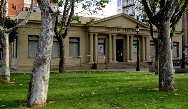 Arte urbano de logro o la calle de todos enero 2012 for Oficina correos logrono