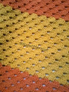 Crochet Tablecloth, tutup lemari es rajut, taplak meja rajut