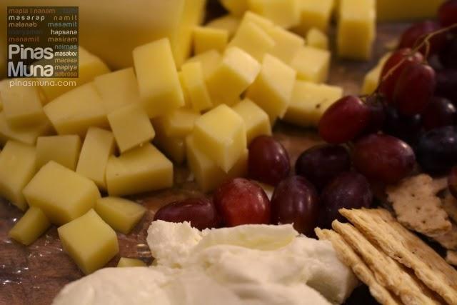 Vikings Davao Malagos Cheese Section