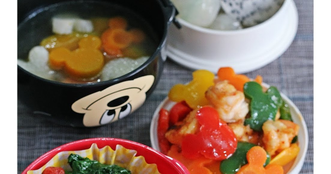 ... , Reviews And Travel: Mickey Bento Sets - From Breakfast to Dinner