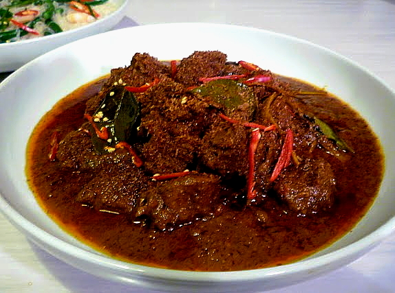 hungry tummies: Rendang Daging, Beef Rendang