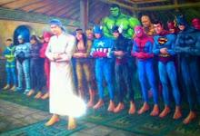 SISTEM KHALIFAH BASMI SISTEM SUPERMAN BARAT