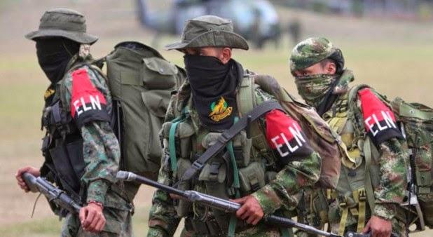 ELN grupo terrorista de colombia