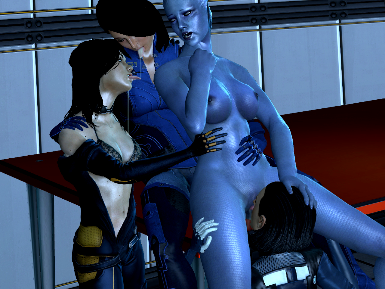 Mass effect porn image gallery nackt gallery