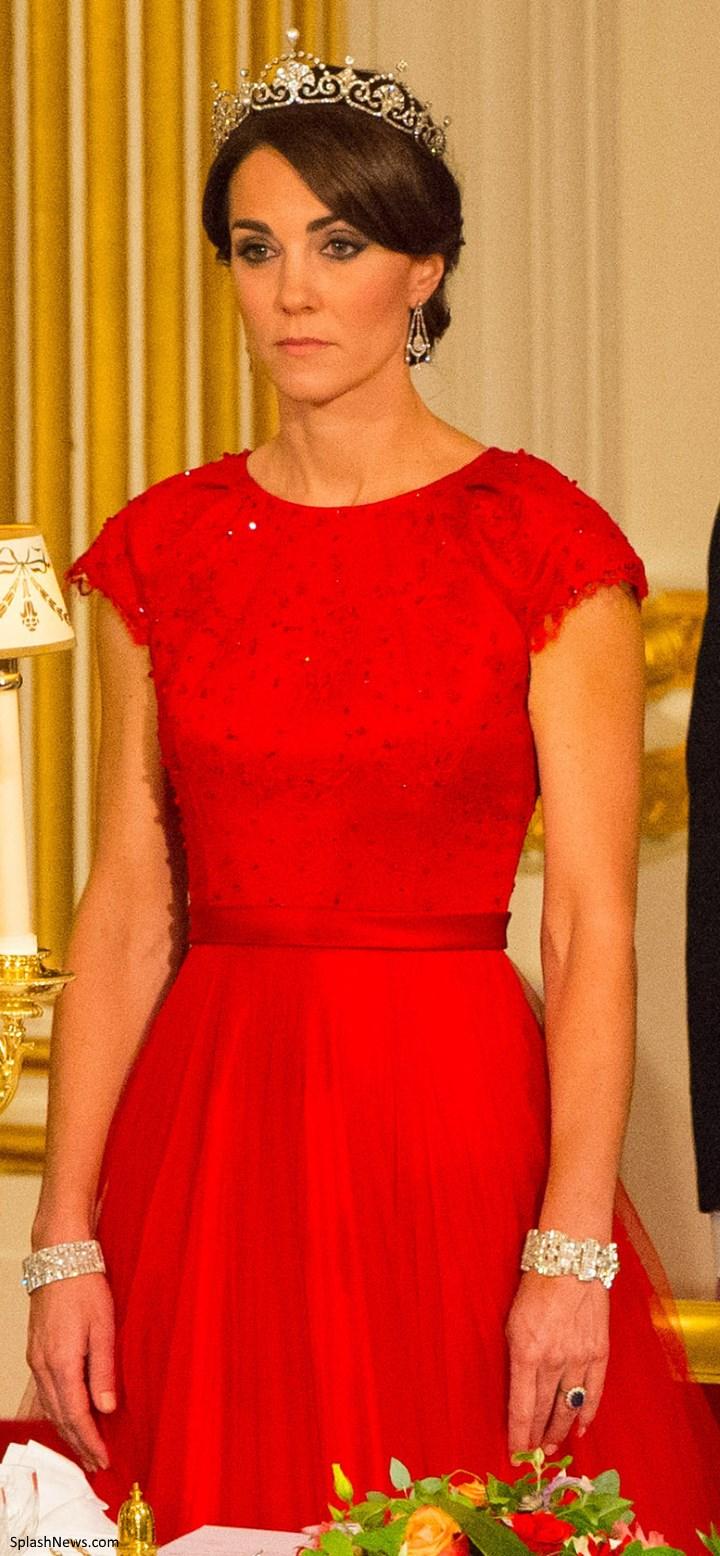 Red dress event october