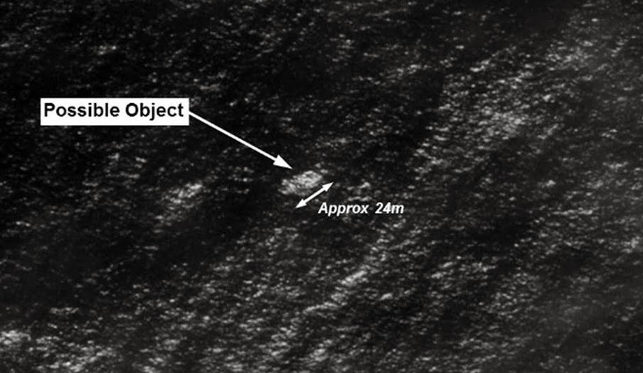 Australia Image Satellite suspected MH370