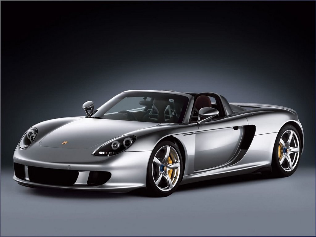 the porsche carrera gt. Black Bedroom Furniture Sets. Home Design Ideas