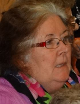 Annick MARTIN- Présidente de l'AdReP
