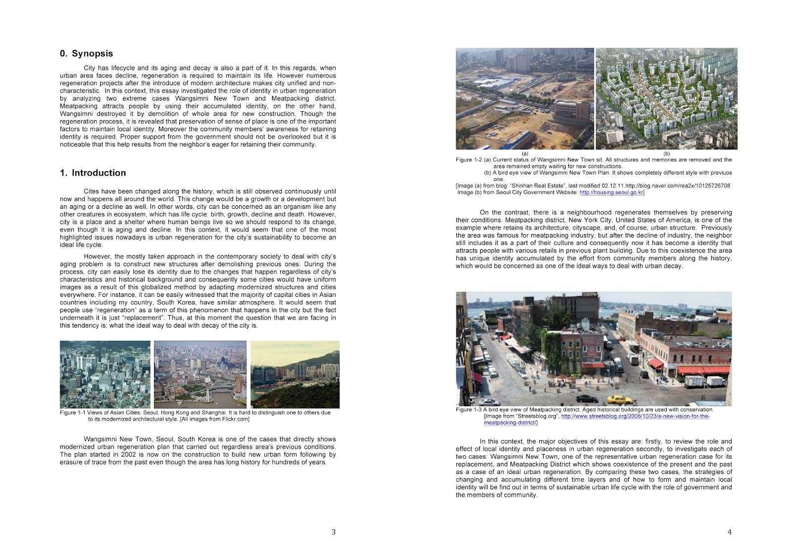 regeneration analysis essay example