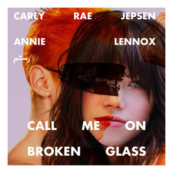 Call Rae Jepsen / Annie Lennox - Call me on Broken Glass