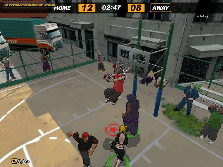 Basketball Games Online