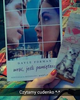Wróć, jeśli pamiętasz - Gayle Forman